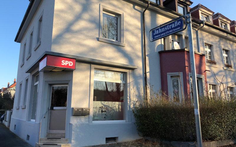 Mein Büro in Feundheim