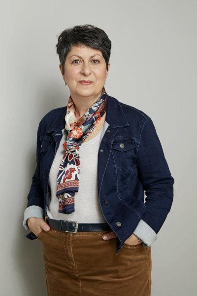 Meine Zweitkandidatin Nazan Kapan