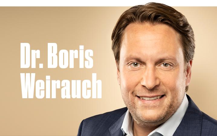 Dr. Boris Weirauch MdL